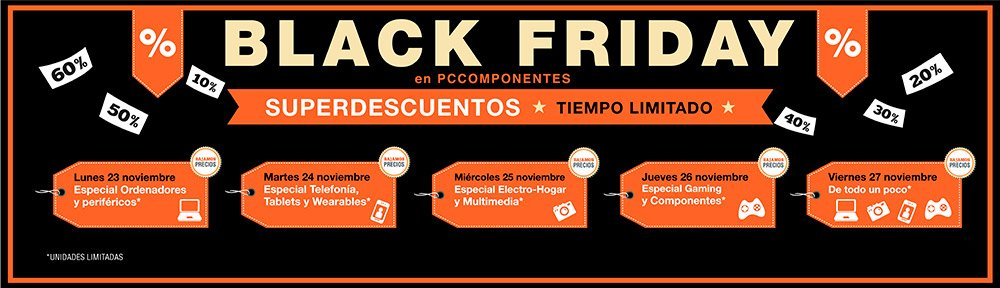 Black Friday España